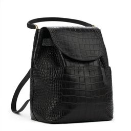 Leather Backpack   Cuyana