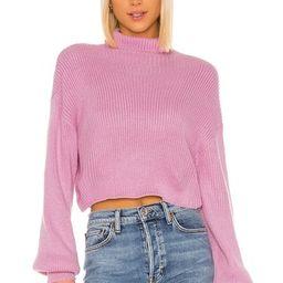 Madison Turtleneck Sweater                                          superdown   Revolve Clothing (Global)
