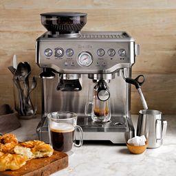 Breville Barista Express Espresso Machine | Williams-Sonoma