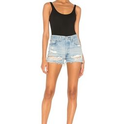 LEVI'S 501 High Rise Short in Fault Line from Revolve.com   Revolve Clothing (Global)