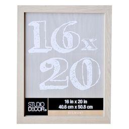 "8 Pack: Blonde 16"" x 20"" Belmont Frame by Studio Décor® | Michaels Stores"