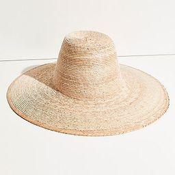 Dune Wide Brim Straw Hat   Free People (US)
