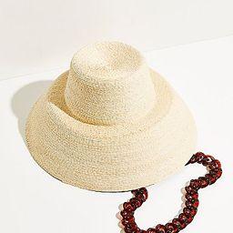 Lourdes Straw Hat   Free People (US)