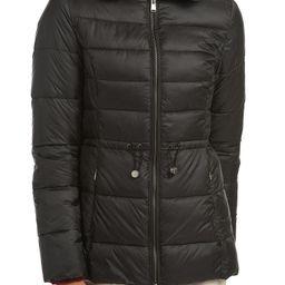 Angus Faux Fur Trim Puffer Jacket   Nordstrom