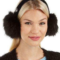 Faux-Fur Earmuff   Macys (US)