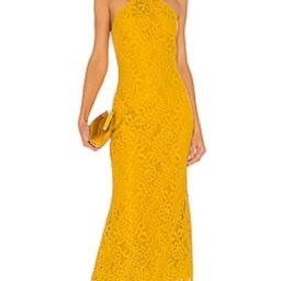 House of Harlow 1960 x REVOLVE Rosaline Dress in Yellow from Revolve.com | Revolve Clothing (Global)
