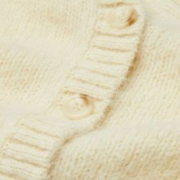 Alpaca-blend cardigan | H&M (UK, IE, MY, IN, SG, PH, TW, HK, KR)