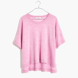 (Re)sponsible Weightless Cashmere Sweater Tee | Madewell