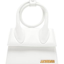 Le Chiquito Noeud Leather Bag   Moda Operandi (Global)