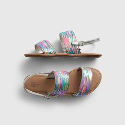 Kids Flippy Sequin Sandals | Gap (US)