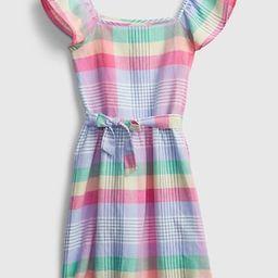 Kids Plaid Dress | Gap (US)