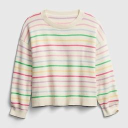 Kids Crewneck Sweater | Gap (US)