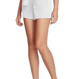 1.STATE | Tie Waist Textured Crepe Shorts | Nordstrom Rack | Nordstrom Rack
