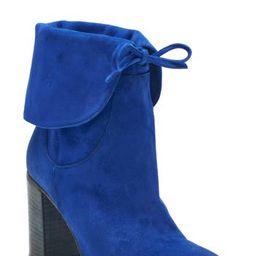 Mila Bow Tie Block Heel Boot | Nordstrom Rack