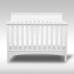 Delta Children Skylar 4-in-1 Convertible Crib   Target