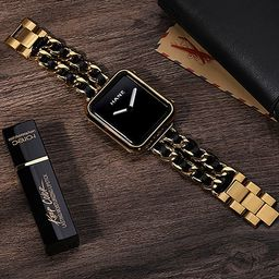 Apple Watch Band 38mm 40mm 42mm 44mm Women Men, Replacement Band Strap Bracelet For iWatch Bands ...   Etsy (US)