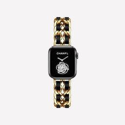 Apple Watch Band Compatible with 38mm 40mm 42mm 44mm Cool Chain Metal Replacement Strap Bracelet ...   Etsy (US)