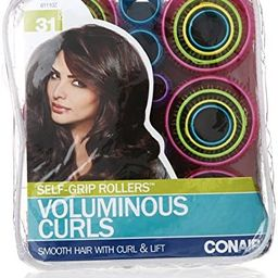 Conair Self-Grip Rollers, Assorted, 31 Count | Amazon (US)