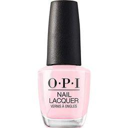 OPI Nail Lacquer, Pink Nail Polish, 0.5 fl oz   Amazon (US)
