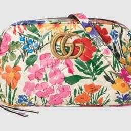 Online Exclusive Ken Scott print GG Marmont small shoulder bag | Gucci (US)