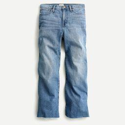 Slim wide-leg jean in Ranch wash   J.Crew US