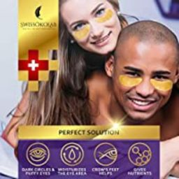 Eye Pads 24k Gold Eye Mask Anti-Aging Hyaluronic Acid Eye Patches Under Eye Mask for Moisturizing... | Amazon (CA)