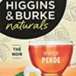 Higgins & Burke Orange Pekoe Tea, 20 Count | Amazon (CA)