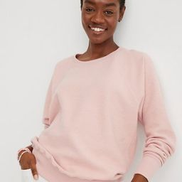 Aerie Textured Vintage Crew Sweatshirt | American Eagle Outfitters (US & CA)