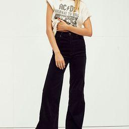 Rolla's East Coast Velvet Flare Jeans   Free People (US)