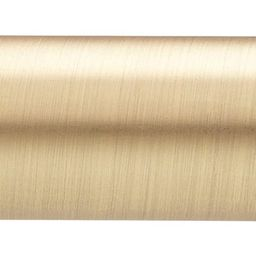 "Umbra Cappa, ¾"" Adjustable Curtain Rod for Windows – 36 to 66"" Drapery Rod, Brass | Amazon (CA)"