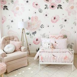 Jolie Wallpaper Mural | Project Nursery