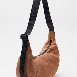 BAGGU Medium Crescent Nylon Shoulder Bag   Urban Outfitters (US and RoW)