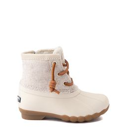 Sperry Top-Sider Saltwater Wool Boot - Toddler / Little Kid - Oatmeal | Journeys