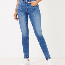 Skinny Jeans in Authentic Mid Vintage Wash   LOFT   LOFT