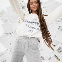 California Callin' Relaxed Graphic Sweatshirt | NastyGal (US & CA)