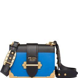 Cahier leather shoulder bag   Farfetch (US)