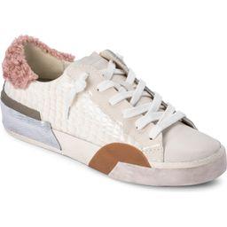 Zina Plush Sneaker | Nordstrom