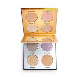 Makeup Obsession x Rady Sunlight/Moonlight Highlighter Palette - 0.04oz   Target