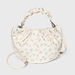 Cinched Closure Crossbody Bag - Wild Fable™ | Target