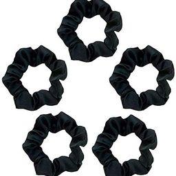 Amazon.com : Kitsch Pro Satin Scrunchies, Hair Scrunchies for Frizz Prevention, Satin Hair Ties f...   Amazon (US)