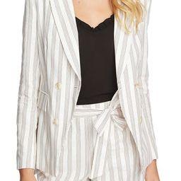 1.STATE | Duet Modern Stripe Double Breasted Jacket | Nordstrom Rack | Nordstrom Rack