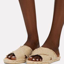 Palmera Espadrille Flat Sandals | INTERMIX
