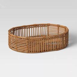 Rattan Basket Natural - Opalhouse™ | Target