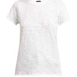 Round-neck cotton slub-jersey T-shirt | Matchesfashion (Global)
