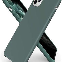 ORNARTO Liquid Silicone Case for iPhone 11 Pro, Slim Liquid Silicone Soft Gel Rubber Case Cover f... | Amazon (CA)