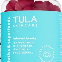 Balanced Beauty Gummy Vitamins for Strong Hair, Skin & Nails Plus Probiotic   Ulta
