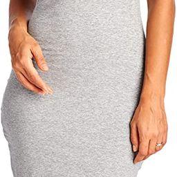 Women's Fitted Sleeveless Racerback Midi Bodycon Tank Dress   Amazon (US)