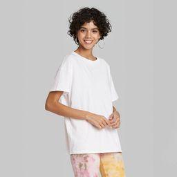 Women's Short Sleeve Oversized T-Shirt - Wild Fable™ | Target