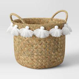 Decorative Easter Basket with Tassel - Opalhouse™ | Target