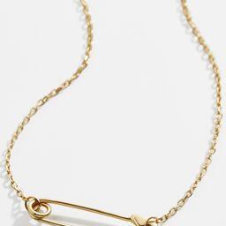 Spillo 18K Gold Vermeil Necklace | BaubleBar (US)